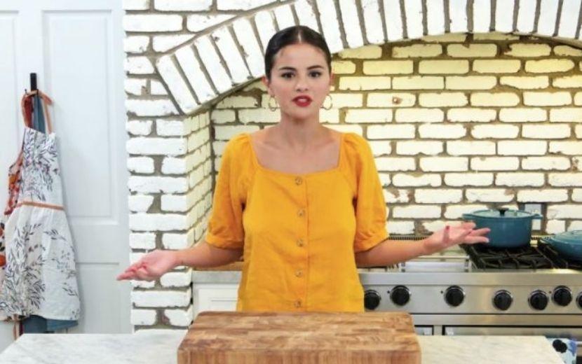 Programa de culinária da Selena Gomez é renovado para terceira temporada!