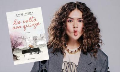"""Livro """"De Volta Aos 15"""", de Bruna Vieira, se tornará série protagonizada por Maísa"""