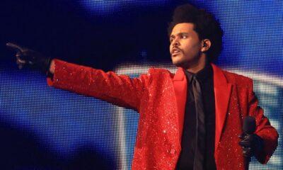 Histórico! The Weeknd apresenta seus maiores hits em show épico no intervalo do Super Bowl 2021