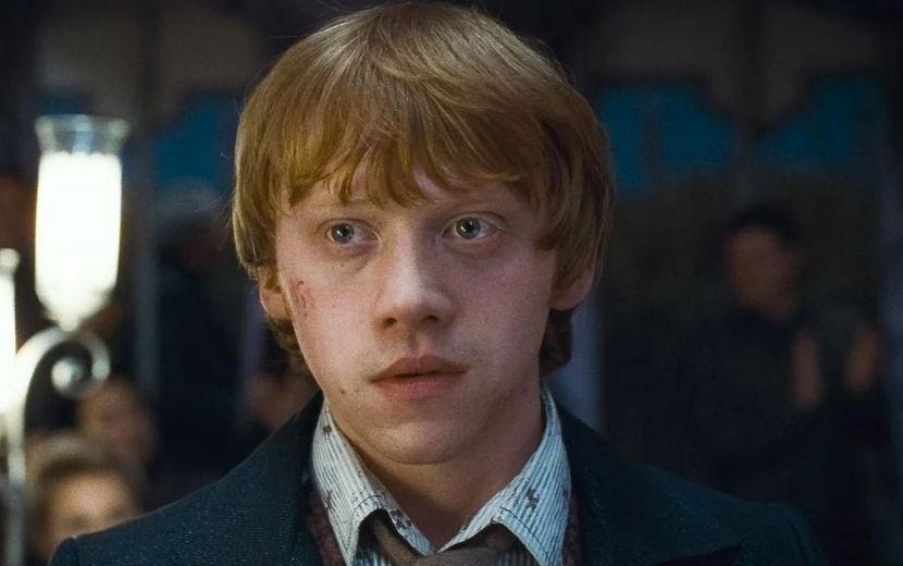 Rupert Grint revela não ter visto a maioria dos filmes de Harry Potter