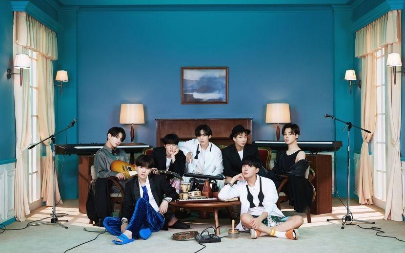 Grupo BTS é a estrela da edição especial do Acústico MTV; saiba todos os detalhes