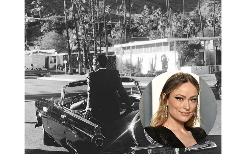 Olivia Wilde faz publicação fofíssima sobre Harry Styles, ator de seu novo filme - vem ver!