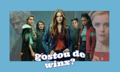 """6 séries para quem amou """"Fate: A Saga Winx"""""""