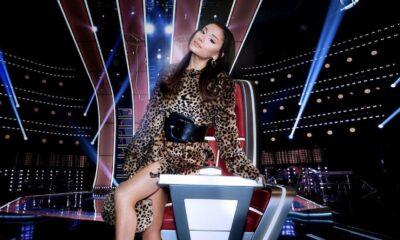 Ariana Grande é anunciada como a nova jurada do The Voice americano