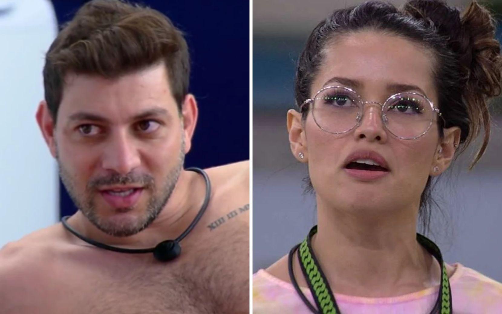 "BBB21: Caio critica postura de Juliette: ""Ela entra na mente da turma"""