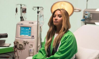 """Demi Lovato recria noite da overdose nas primeiras imagens divulgadas do clipe de """"Dancing with the Devil"""""""