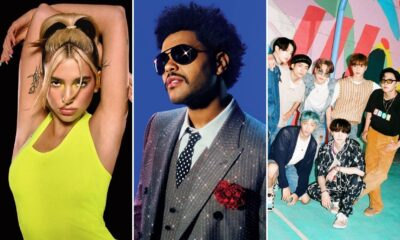 Dua Lipa, The Weeknd, BTS e mais: confira a lista completa de indicados ao BRIT Awards 2021
