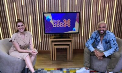 BBB21: Em entrevista com Ana Clara, Projota fala sobre a relação entre Carla e Arthur, seu gosto para comida e mais!