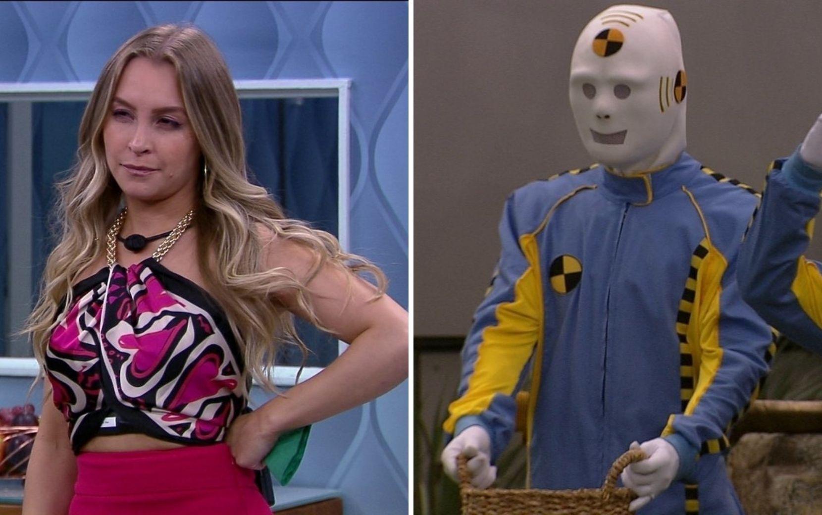 Carla Diaz retornando como Dummy? Boninho remarca horário de retorno da sister ao BBB21