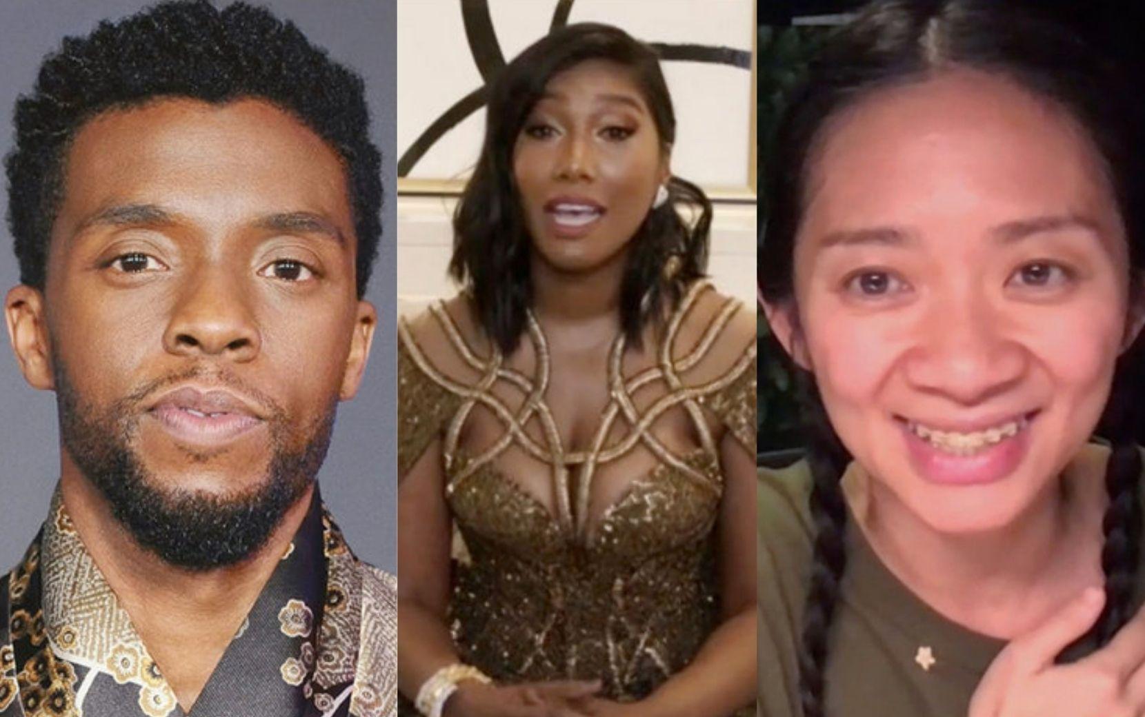 Chadwick Boseman, primeira diretora chinesa vencedora e mais: confira a lista completa de ganhadores do Globo de Ouro 2021
