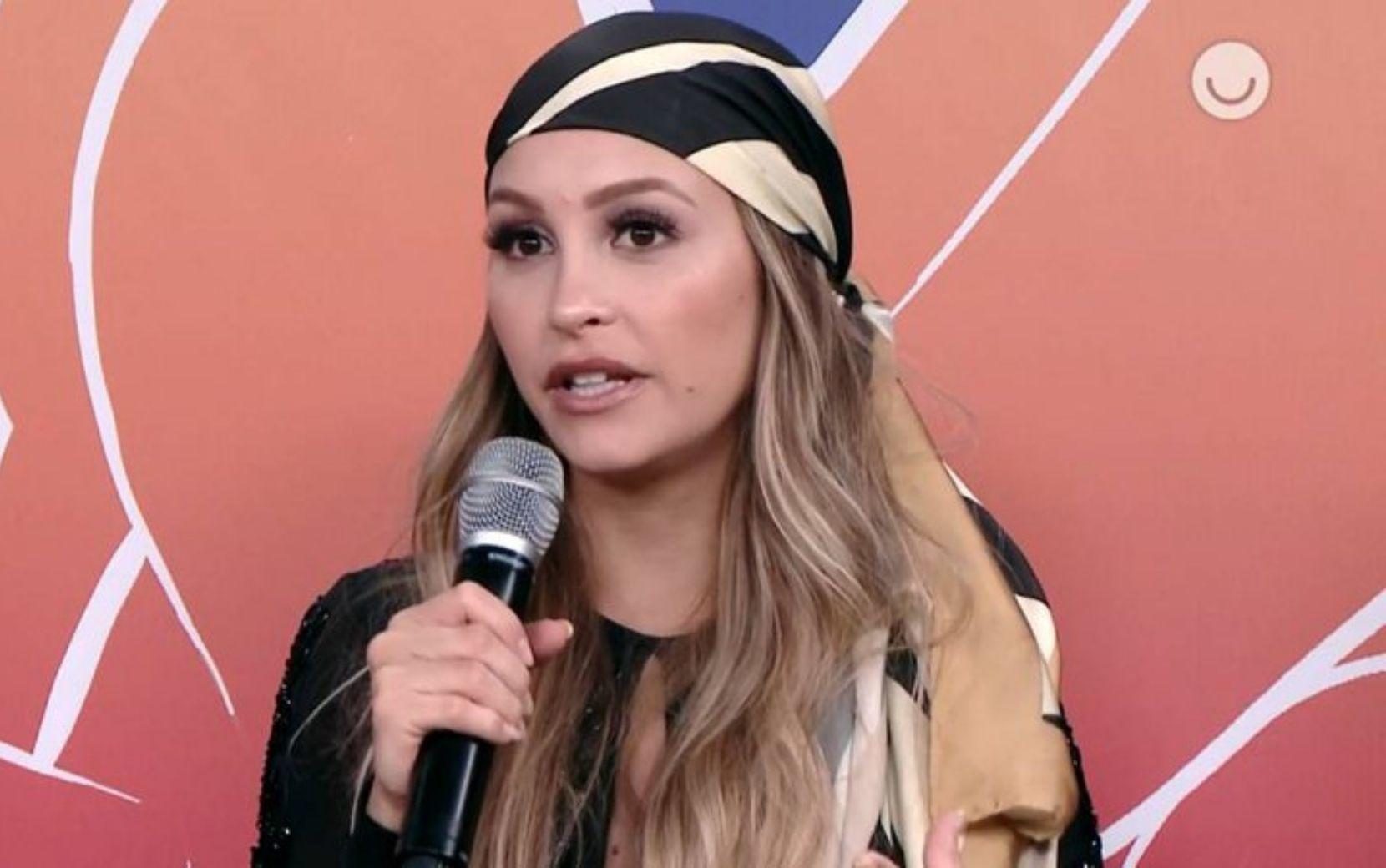 """Durante o """"Mesa BBB"""", Carla Diaz revela torcida para sisters e exclui Arthur"""