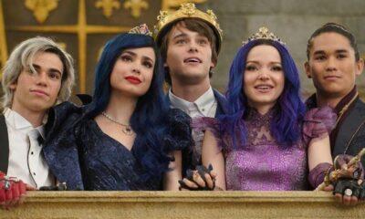 """""""Descendentes: O Casamento Real"""" ganha data de estreia no Disney Channel americano"""