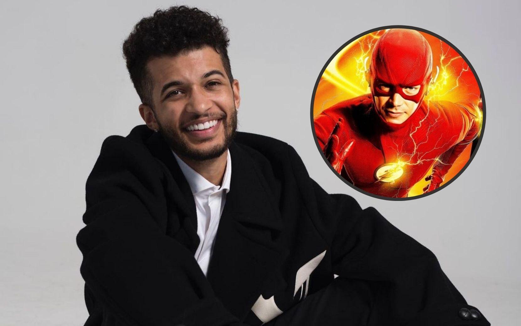 Jordan Fisher é escalado para a sétima temporada da série The Flash
