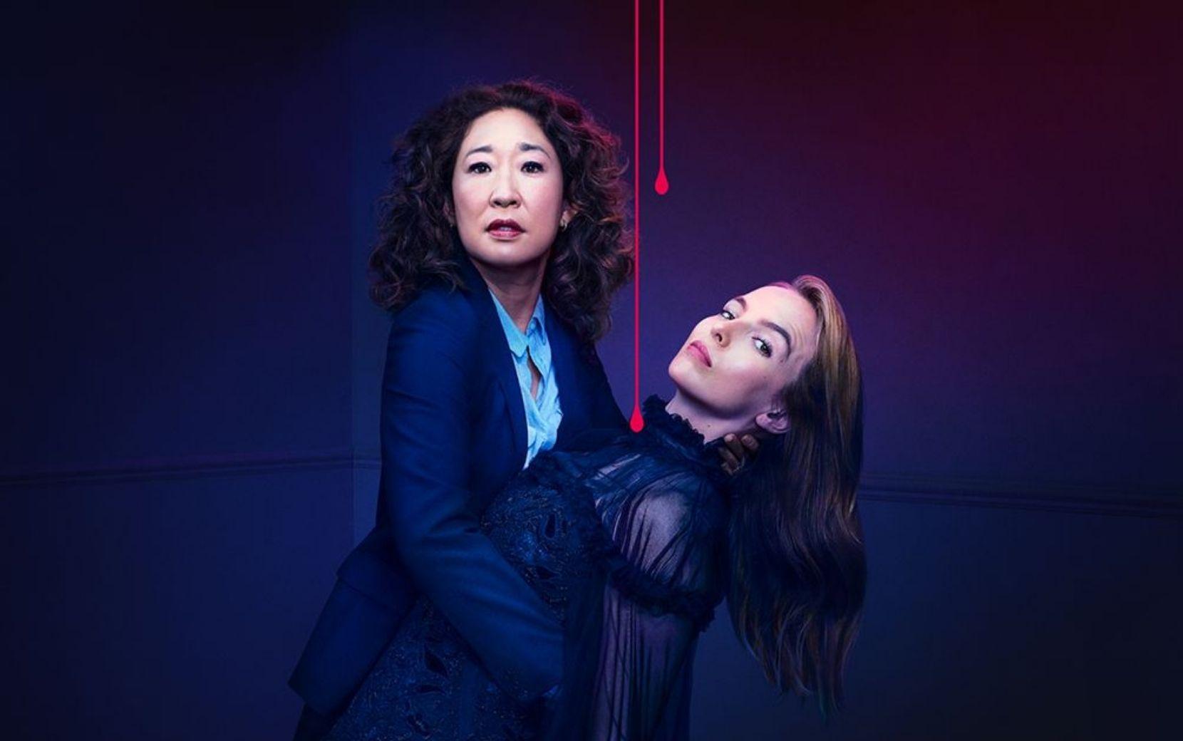 """""""Killing Eve"""" chegará ao fim na quarta temporada"""