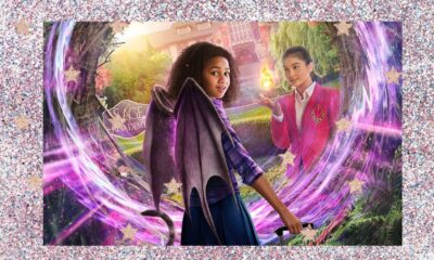 """""""Upside Down Magic - Escola de Magia"""": Izabela Rose e Siena Agudong revelam os desafios de protagonizar a nova aposta de fantasia do Disney Channel"""