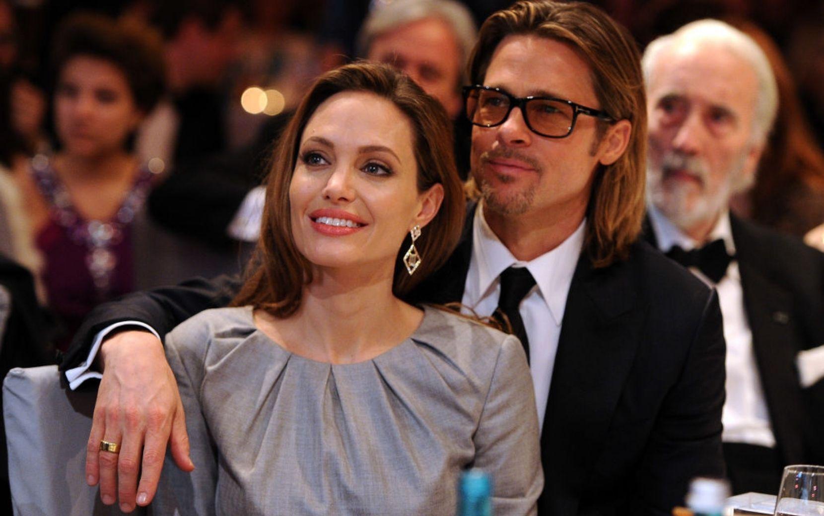 Angelina Jolie entra na justiça contra Brad Pitt por causa de violência doméstica, diz site