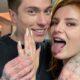 Bella Thorne anuncia noivado com Benjamin Mascolo
