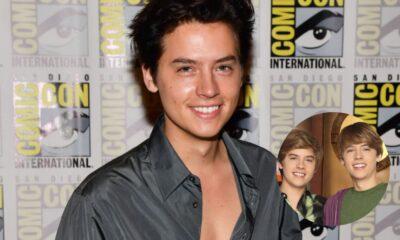 """Cole Sprouse revela que só assiste """"Zack e Cody"""" em duas situações; saiba quais"""