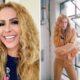 """Nova ruiva do pedaço! Joelma aparece com visual diferente e Marina Ruy Barbosa comenta: """"Acabou o meu reinado"""""""