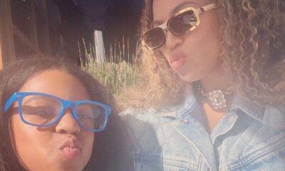 Uma família dessas! Beyoncé compartilha fotos fofas e raras dos filhos no Instagram