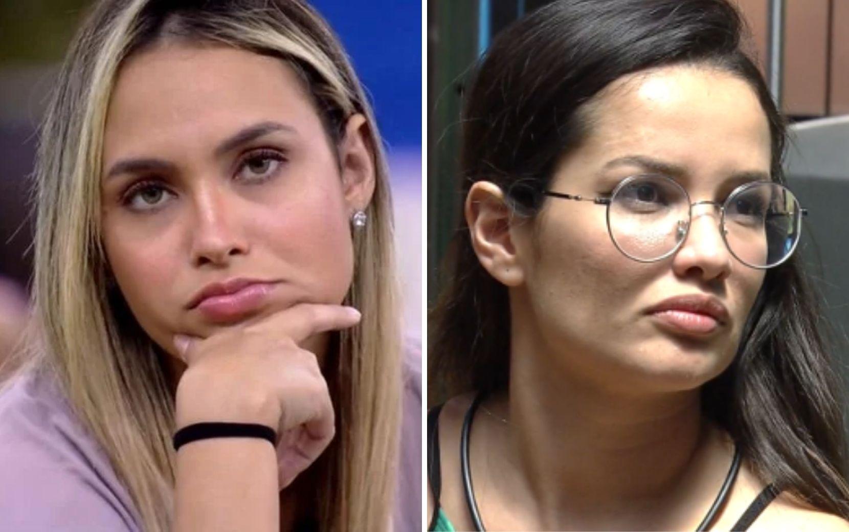 """BBB21: Sarah reclama sobre postura de Juliette após Prova do Líder: """"Muito egoísta"""""""