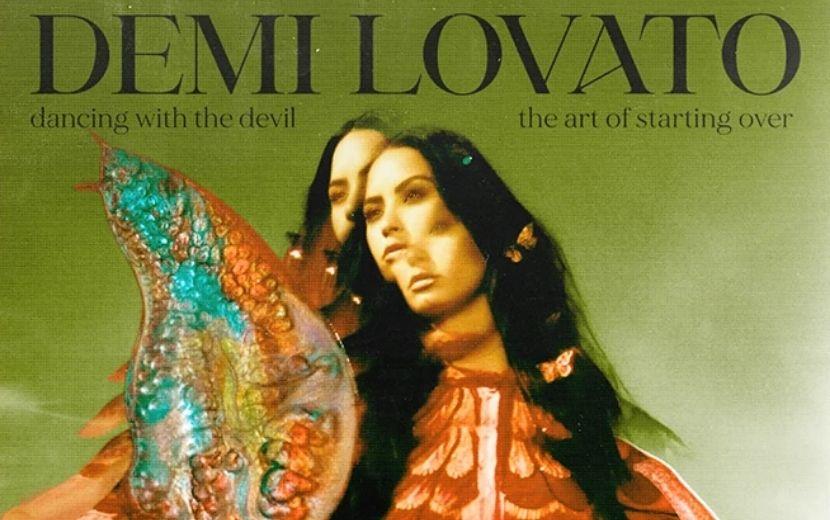 Dancing With The Devil: Demi Lovato revela que novo álbum está chegando e confirma três parcerias misteriosas!