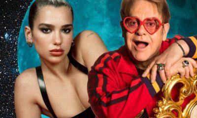Dua Lipa fará apresentação no evento pré-Oscar da AIDS Foundation, organização de Elton John