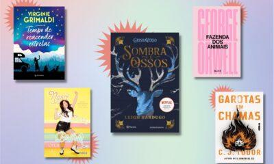 Cantinho Literário Todateen: indicações imperdíveis para o mês de abril