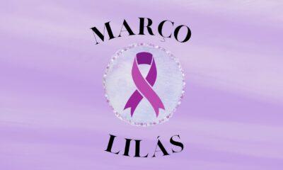 Março Lilás: conscientização e alerta sobre o câncer de colo de útero