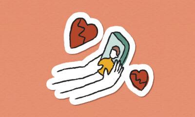 Opinião: por que terminar um namoro por WhatsApp ainda é um tabu?