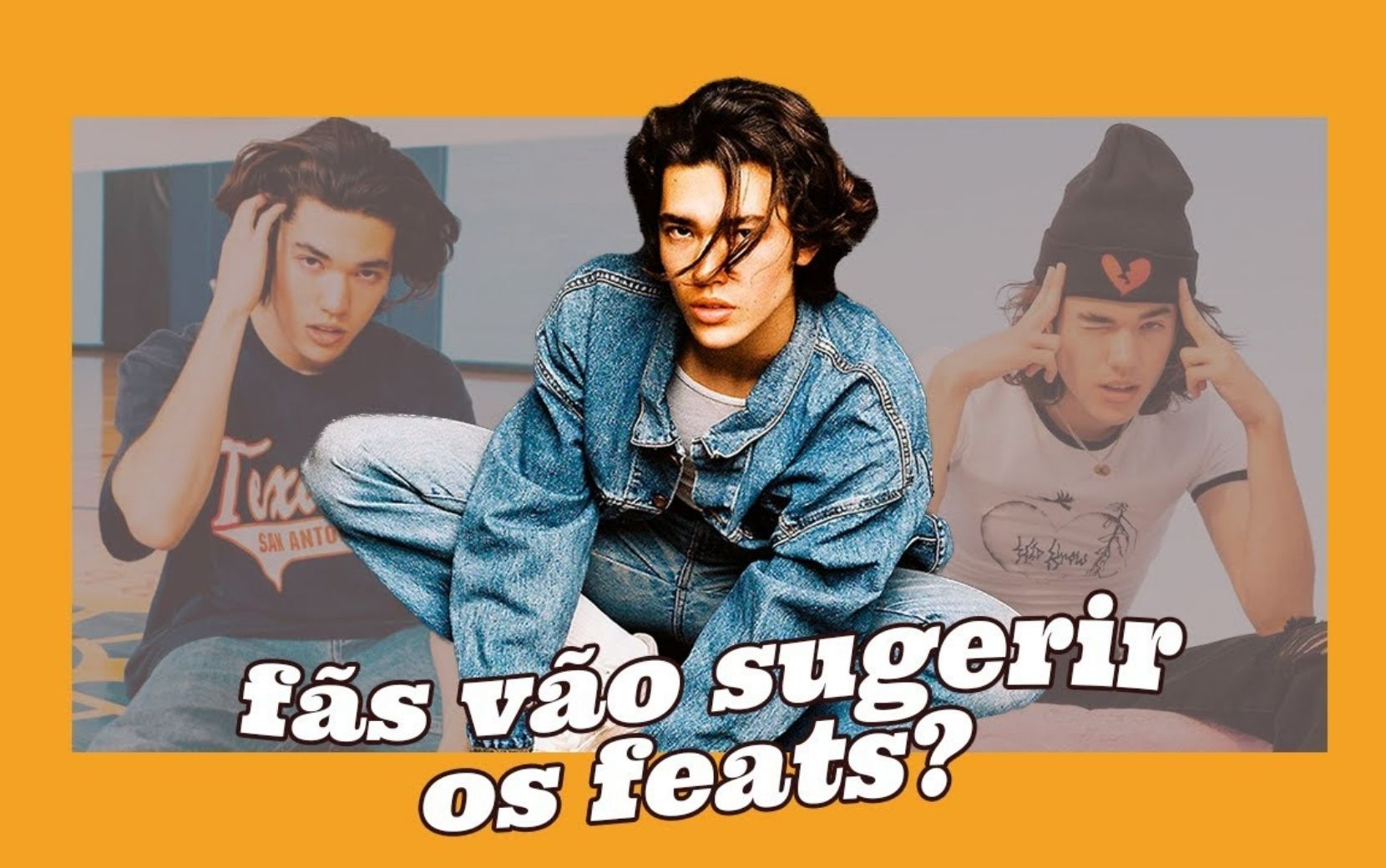 Entrevista com Conan Gray: novo single, feats e desafio Taylor Swift