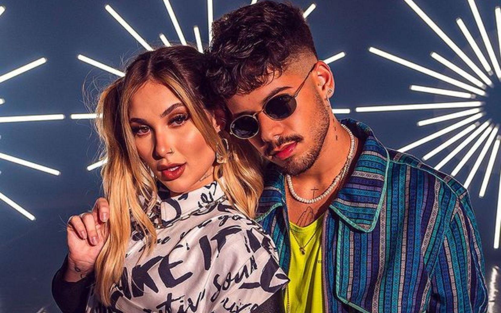 """""""Tranquilita"""": Virginia e Zé Felipe lançam parceria musical dançante"""