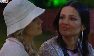 """Durante festa do líder, Viih Tube tenta reaproximação de Juliette: """"Você é minha torcida"""""""