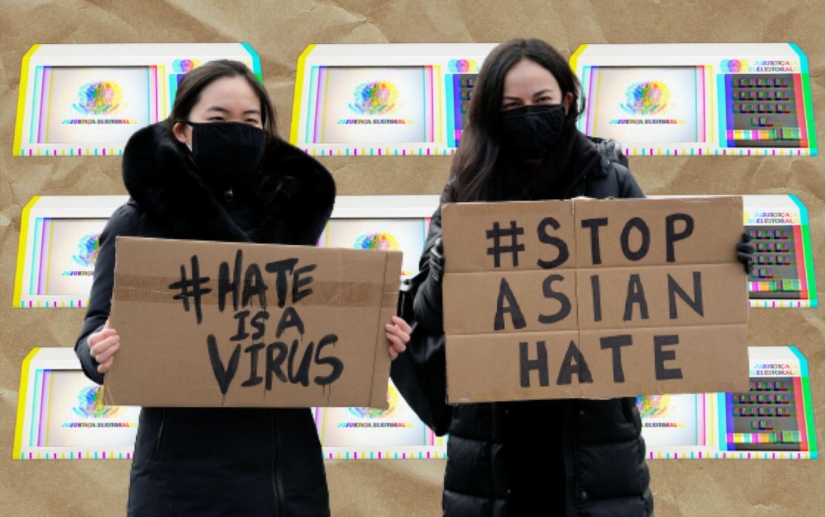 #StopAsianHate: entenda como a xenofobia se conecta com a política internacional