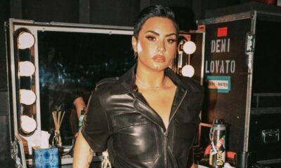 Demi Lovato pede desculpas por polêmica com loja de frozen yogurt