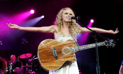 "Com lyric videos nostálgicos, Taylor Swift lança ""Fearless (Taylor's Version)"""