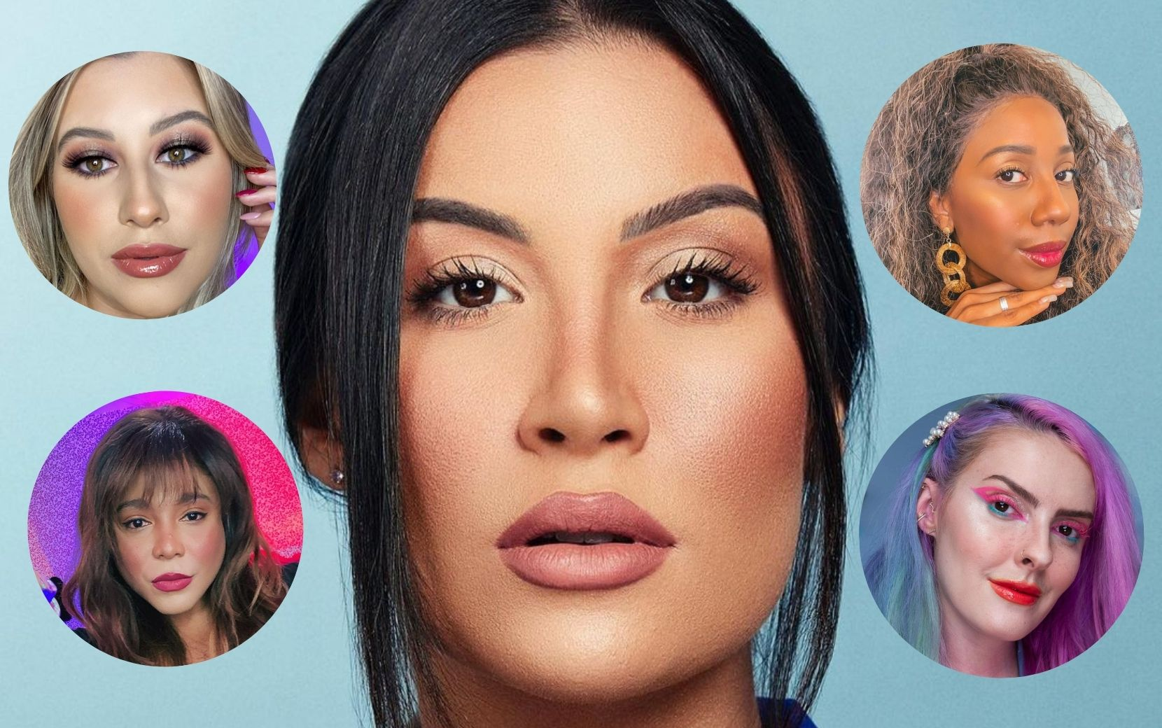 Bianca Andrade reage às resenhas de seus produtos de Camilla de Lucas, Karen Bachini, Niina Secrets e Blogueirinha