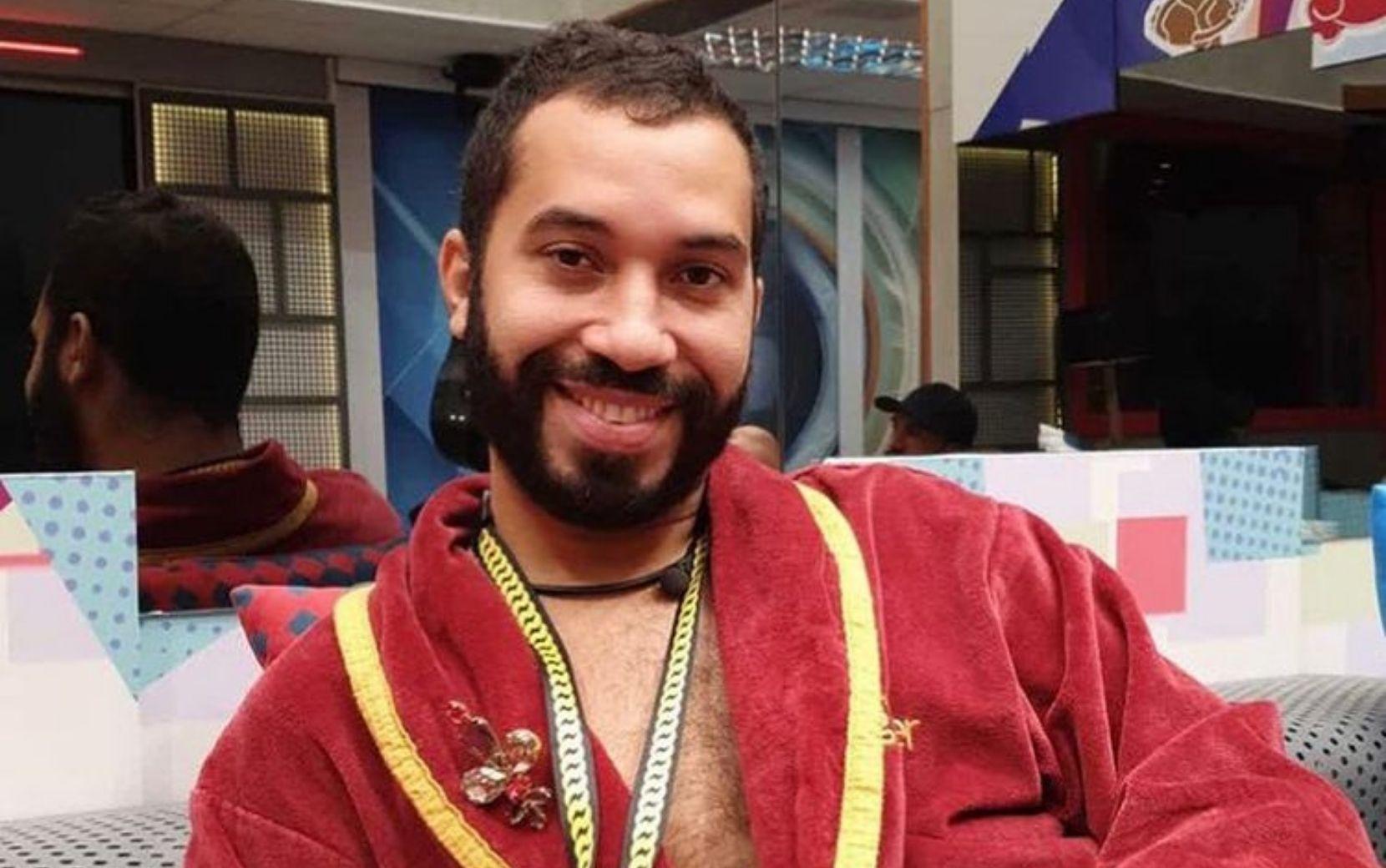 Pai de Gilberto quer se reaproximar do filho após Big Brother Brasil
