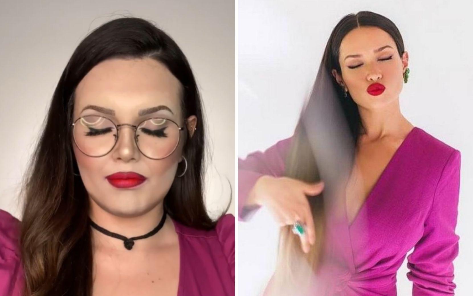 Maquiadora famosa por transformações fica igualzinha Juliette, confira!
