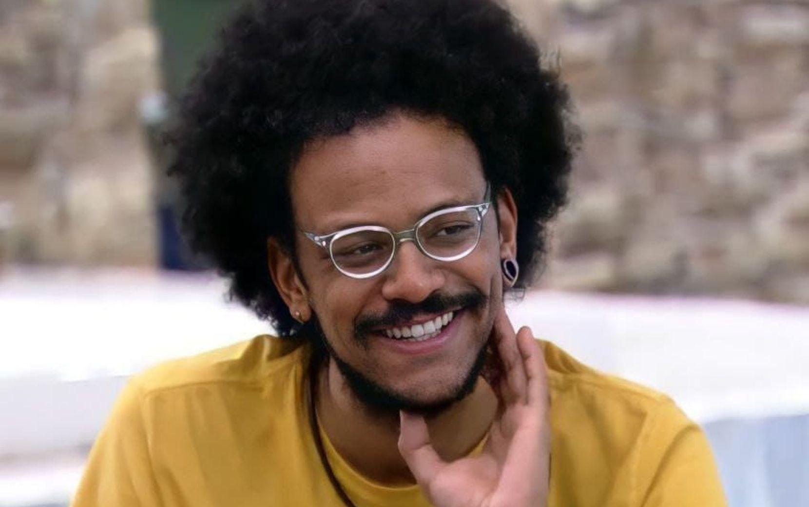 """BBB21: João Luiz comenta Jogo da Discórdia: """"Estou muito orgulhoso de mim"""""""