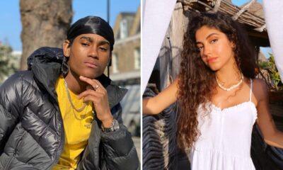 """Lamar Morris e Nour Ardakani fazem cover incrível de """"Peaches"""", do Justin Bieber"""