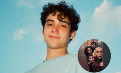 """Joshua Basset quase teve papel importante em """"O Mundo Sombrio de Sabrina""""; entenda"""