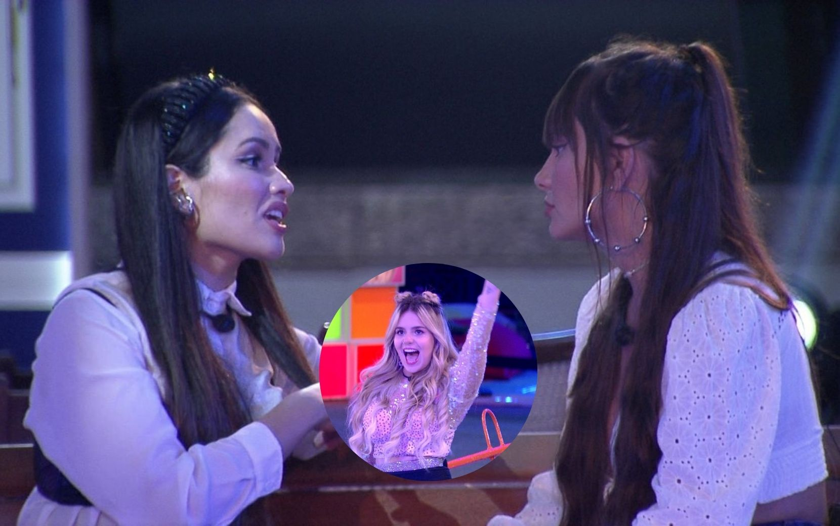 BBB21: Thaís e Juliette discutem por causa de amizade com Viih Tube: