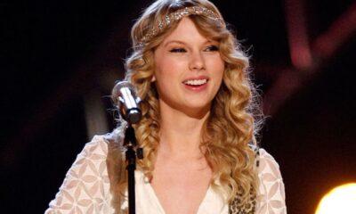 """Taylor Swift revela como foi o processo de gravar """"Fearless (Taylor's Version)"""": """"Eu reli linha por linha"""""""
