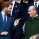 Príncipe Harry publica declaração emocionante sobre o avô, Príncipe Philip