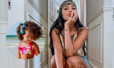 BBB21: Pocah revela traição e agressões durante gravidez da filha