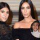 Kim Kardashian publica fotos antigas com Kourtney Kardashian e faz declaração de aniversário