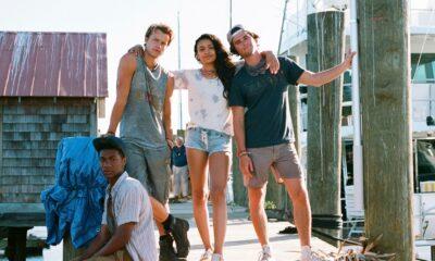 """Nova atriz é anunciada no elenco da segunda temporada de""""Outer Banks"""""""