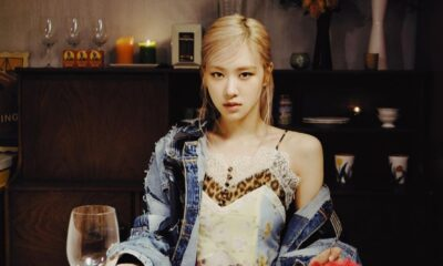 Rosé, do BLACKPINK, entra para Guinness Book por recordes na carreira solo