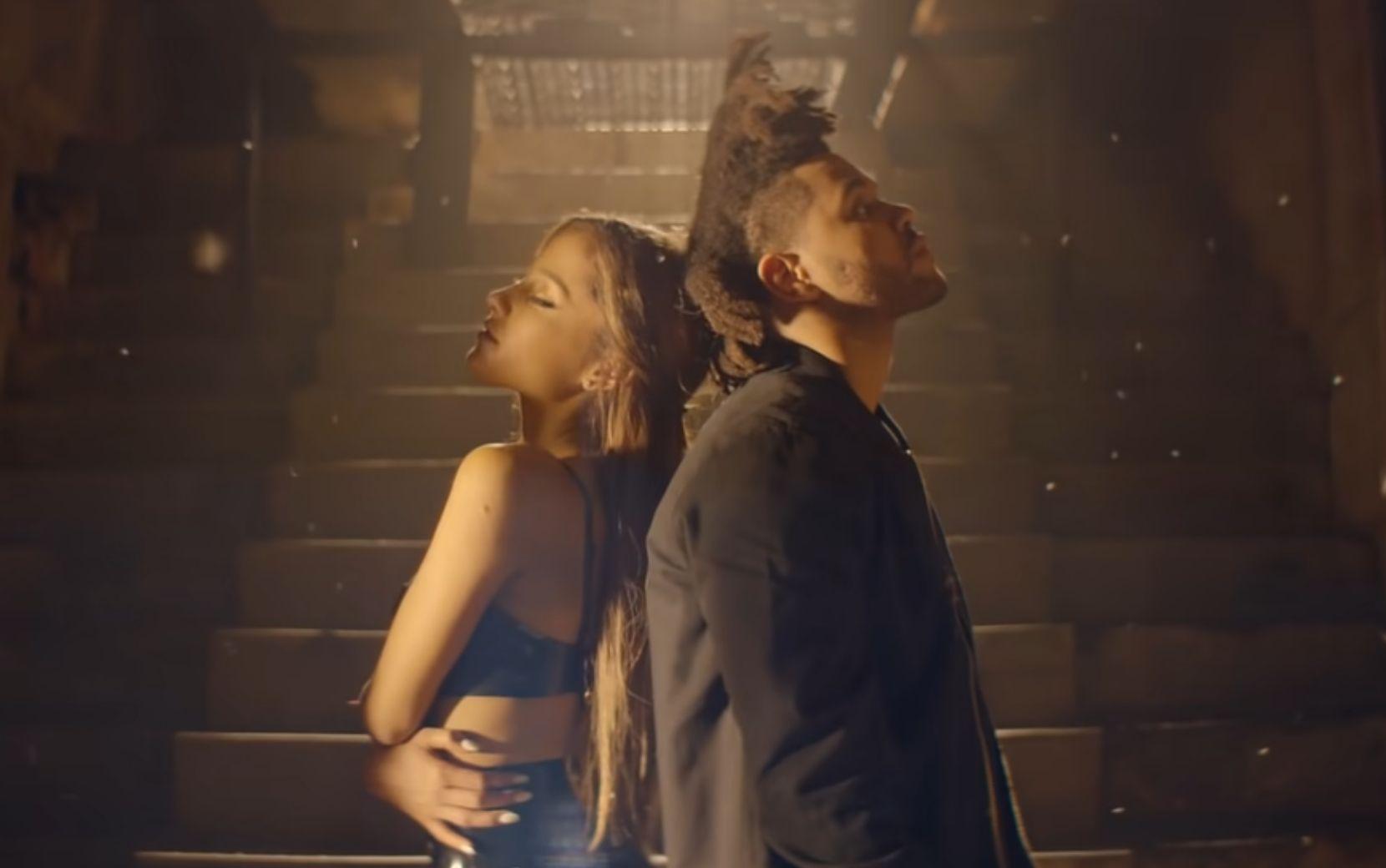 The Weeknd divulga vídeo misterioso com vocais de Ariana Grande e aumenta expectativas para nova parceria